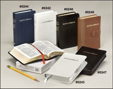 C D  Stampley Enterprises - Spanish Pocket Bibles